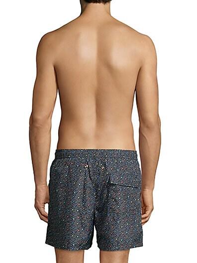 18f92b5a359fb ... Jared Lang Block Print Swim Shorts