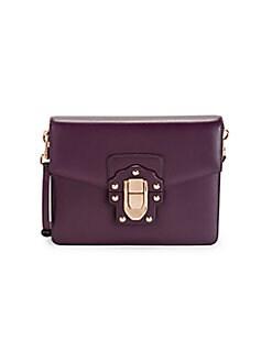 bdd9bdbd56 QUICK VIEW. Dolce & Gabbana. Leather Crossbody Bag