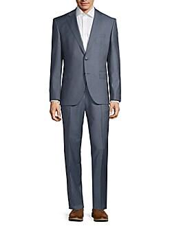 ee5467dc1 Designer Men's Suits | Armani, Versace & More | Saks OFF 5TH