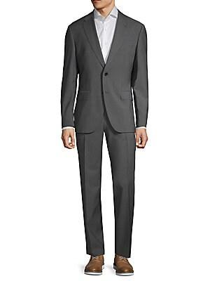 740873245 Boss Hugo Boss - Johnston/Lenon Classic-Fit Virgin Wool Suit