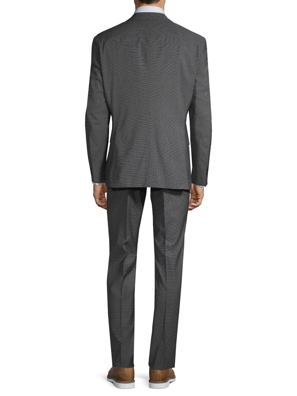 Boss Hugo Boss Johnston/Lenon Classic-Fit Virgin Wool Suit