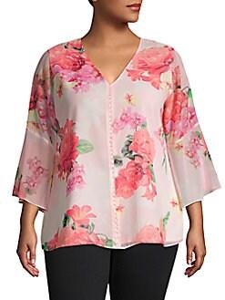 597d6a68 Women's Plus Size: Eileen Fisher & More | Saksoff5th.com