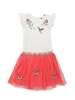 718e88f77 Girls' Clothing: Toddler Dresses, Coats & More | Saksoff5th.com