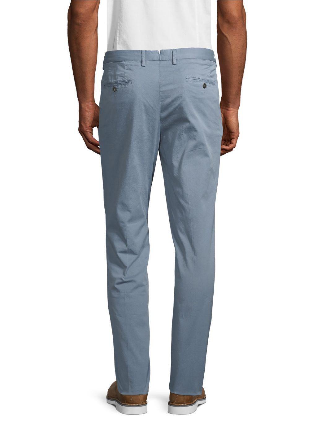 Boss Hugo Boss Stretch Cotton Pants