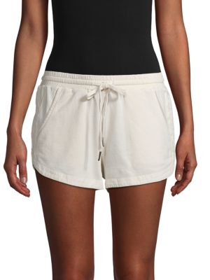 L*space Shorts Drawstring Cotton Shorts