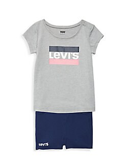 5eae807a8d54 Baby Girl Clothes: Designer Dresses & More | SaksOff5th.com