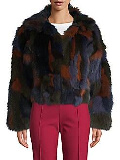 d0e72eec241 Women - Apparel - Coats & Jackets - Fur, Faux Fur & Shearling ...