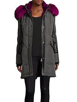 ff8fd647b93 Women - Apparel - Coats & Jackets - Puffers, Parkas & Quilted ...