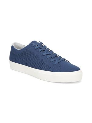 Vince Farrell Lace-up Sneakers In Royal Blue