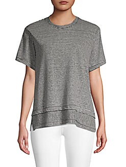 0351ad6ce Women - Apparel - Tops - T-Shirts & Tanks - saksoff5th.com