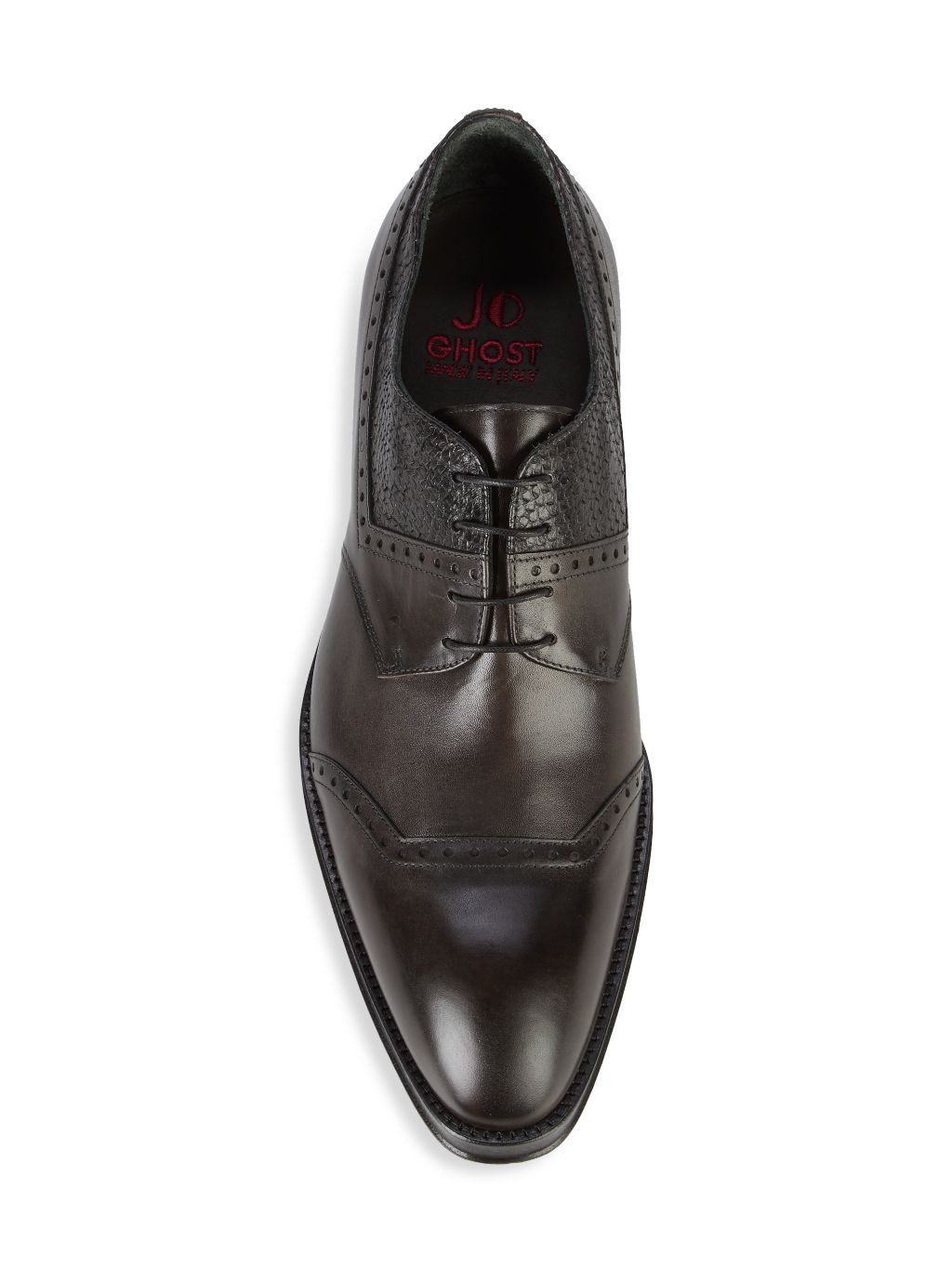 Jo Ghost Leather Oxford Brogues
