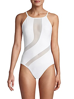 4ac39f318c QUICK VIEW. La Blanca Swim. Triple Threat Cutout One-Piece Swimsuit