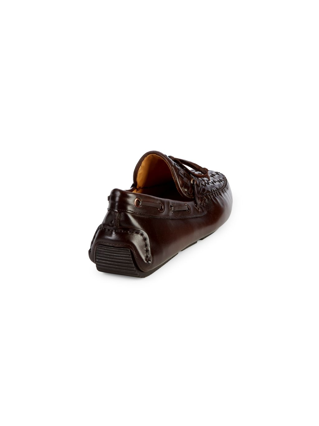 Saks Fifth Avenue Textured Leather Loafers