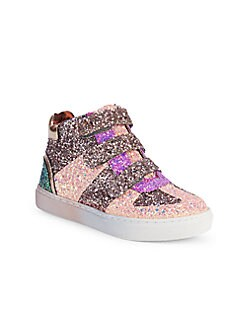 5850454147ee Girls' Shoes: Shop Flats, Boots & More | Saksoff5th.com