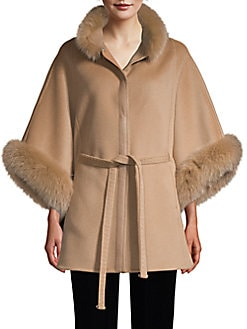 e635d1bec5 Women - Apparel - Coats & Jackets - Fur, Faux Fur & Shearling ...