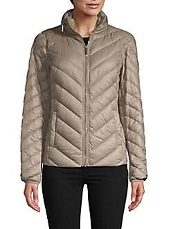 b38d7ee72eef1 Women - Apparel - Coats & Jackets - Puffers, Parkas & Quilted ...