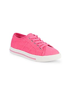 b1eb0a6ab8b32 NEW. Girl's Jemmi Lace-Up Sneakers PINK. QUICK VIEW. Product image