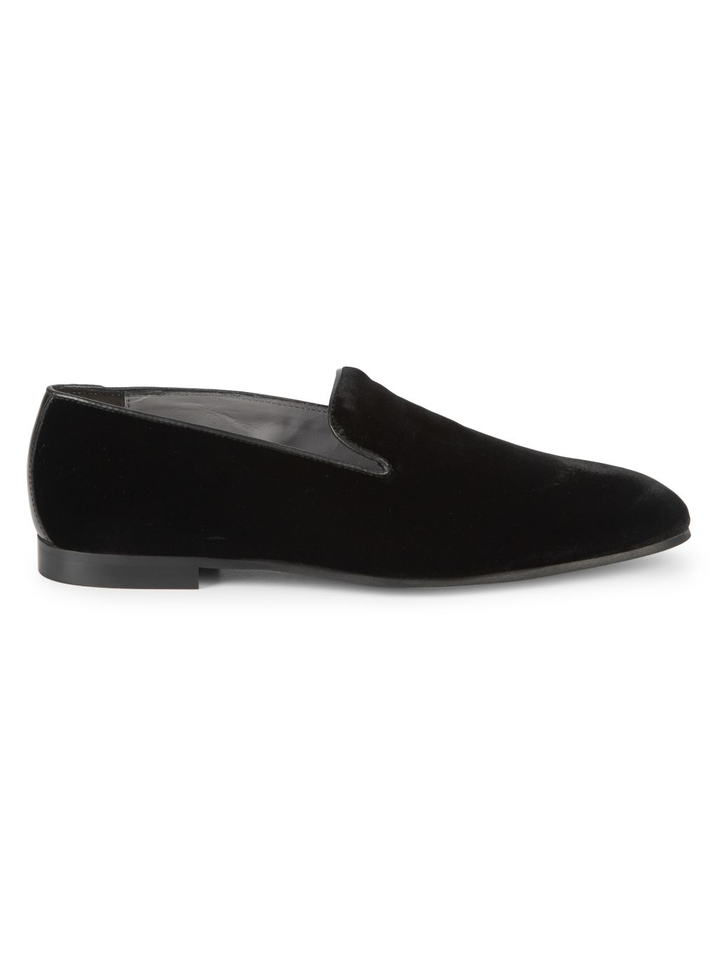 To Boot New York Lucca Velvet Loafers