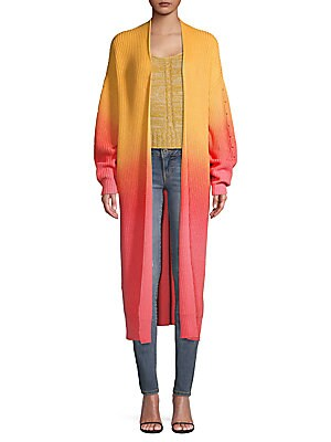 Come Together Open Front Knit Cardigan by Free People