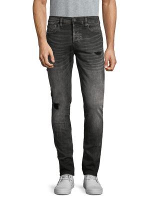 Hudson Axl Bennett Skinny Jeans
