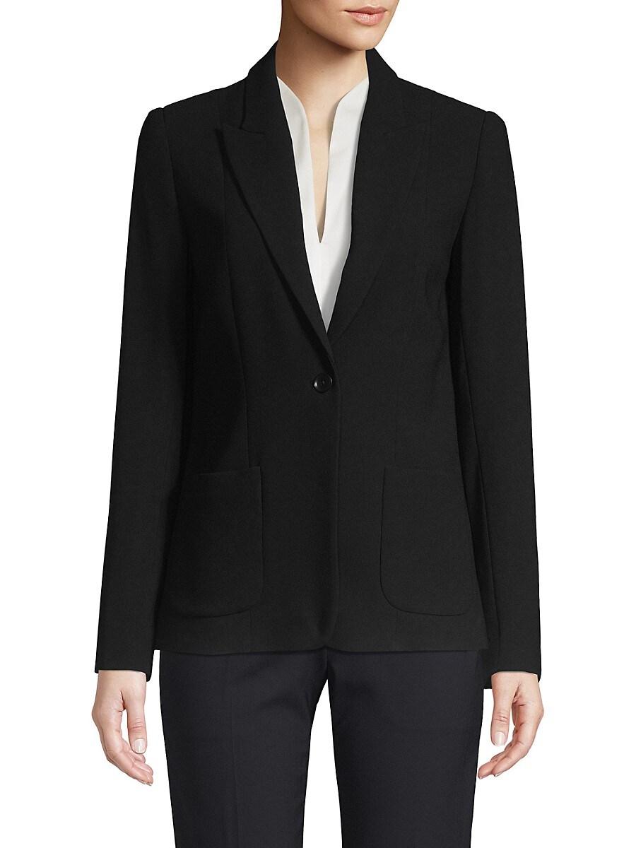 Women's Wendy Fluid Crepe Jacket