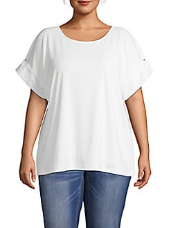 2f1a135b984 Women's Plus Size: Eileen Fisher & More | Saksoff5th.com