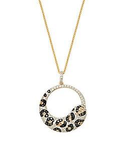 9714187e25bda3 Fine Fashion Necklaces for Women | Saks OFF 5TH