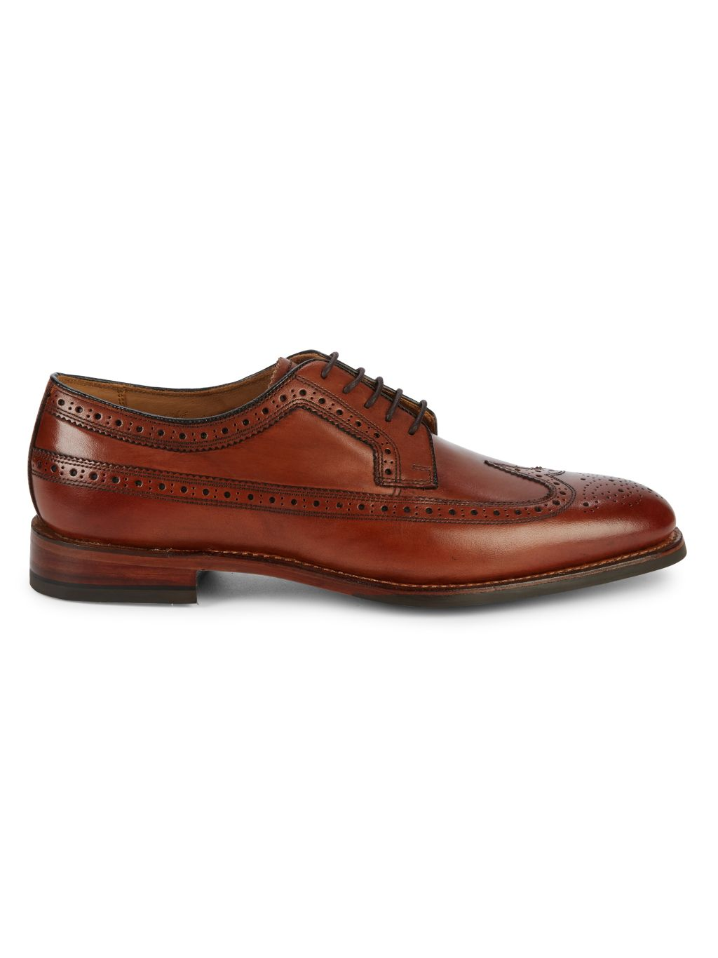 Nettleton Leather Oxford Brogues