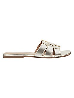 07243ca8a Women's Slides & Mules   Saks OFF 5TH
