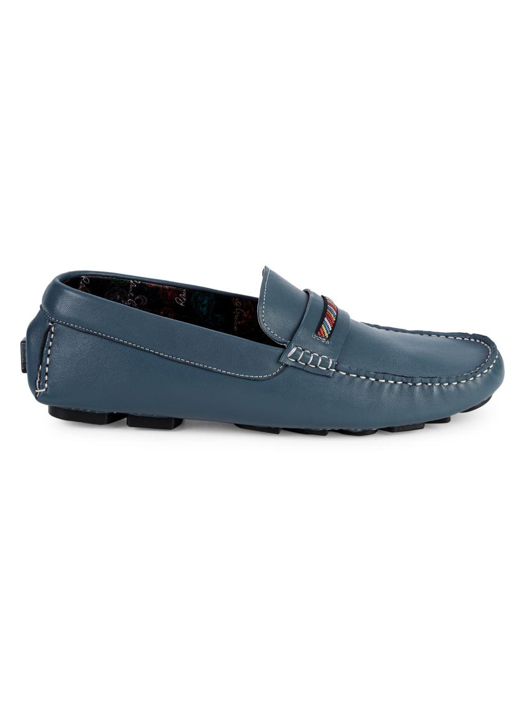Robert Graham Slip-On Loafers