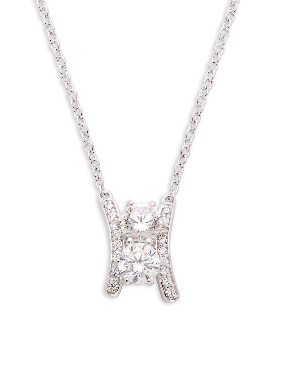 Women's Sterling Silver Pendant Necklace