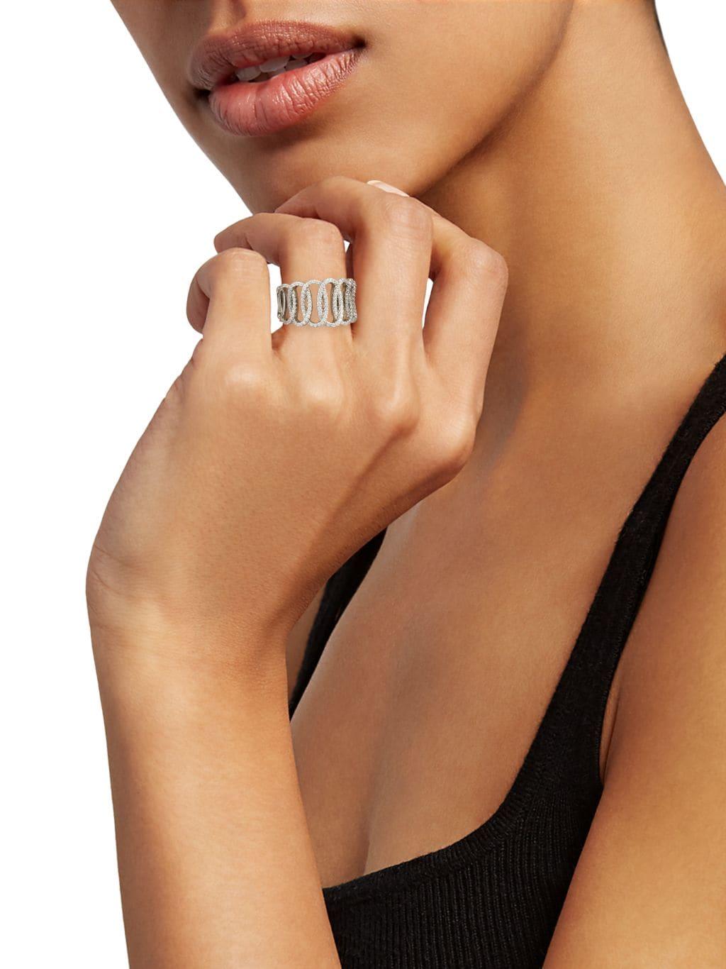 Lafonn Sterling Silver Ring