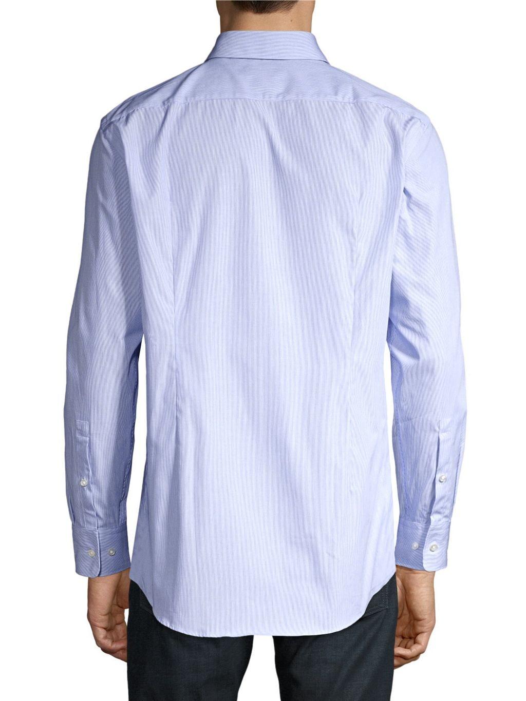 HUGO Mabel Long-Sleeve Button Down Shirt