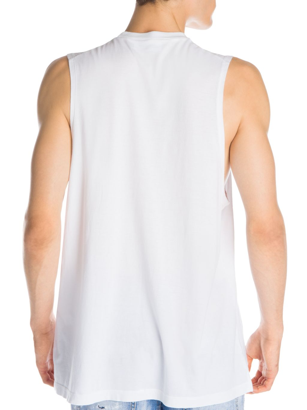 Dsquared2 Graphic Muscle Tank Top