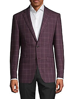 0f1443cf2 Men's Sportscoats and Blazers | Saks OFF 5TH