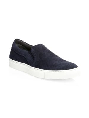 To Boot New York Buelton Slip-On Leather Sneakers