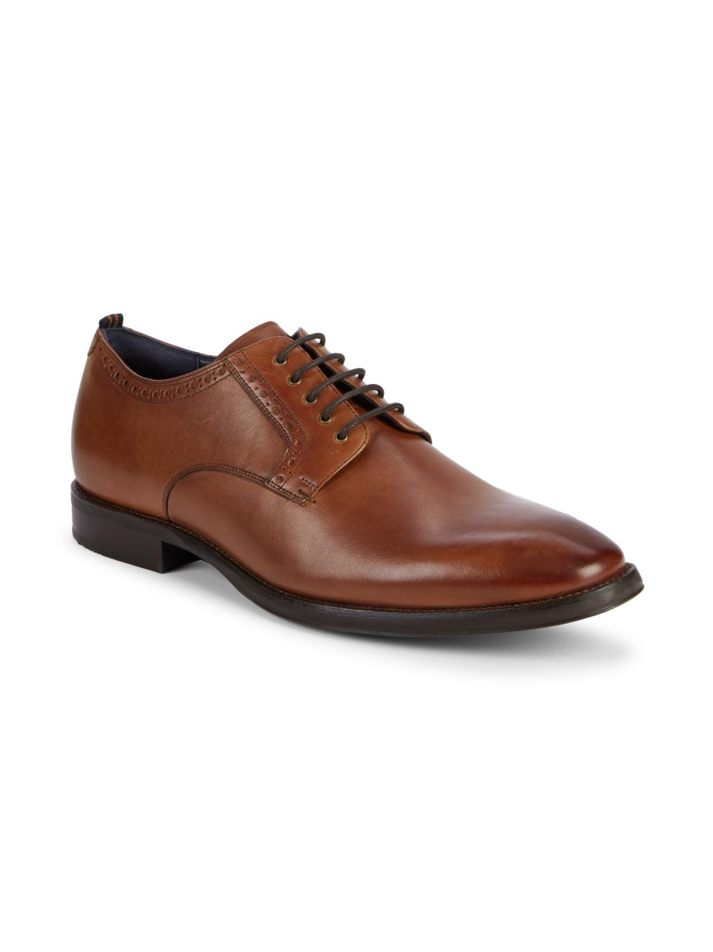 Cole Haan Jefferson Leather Derby Shoes