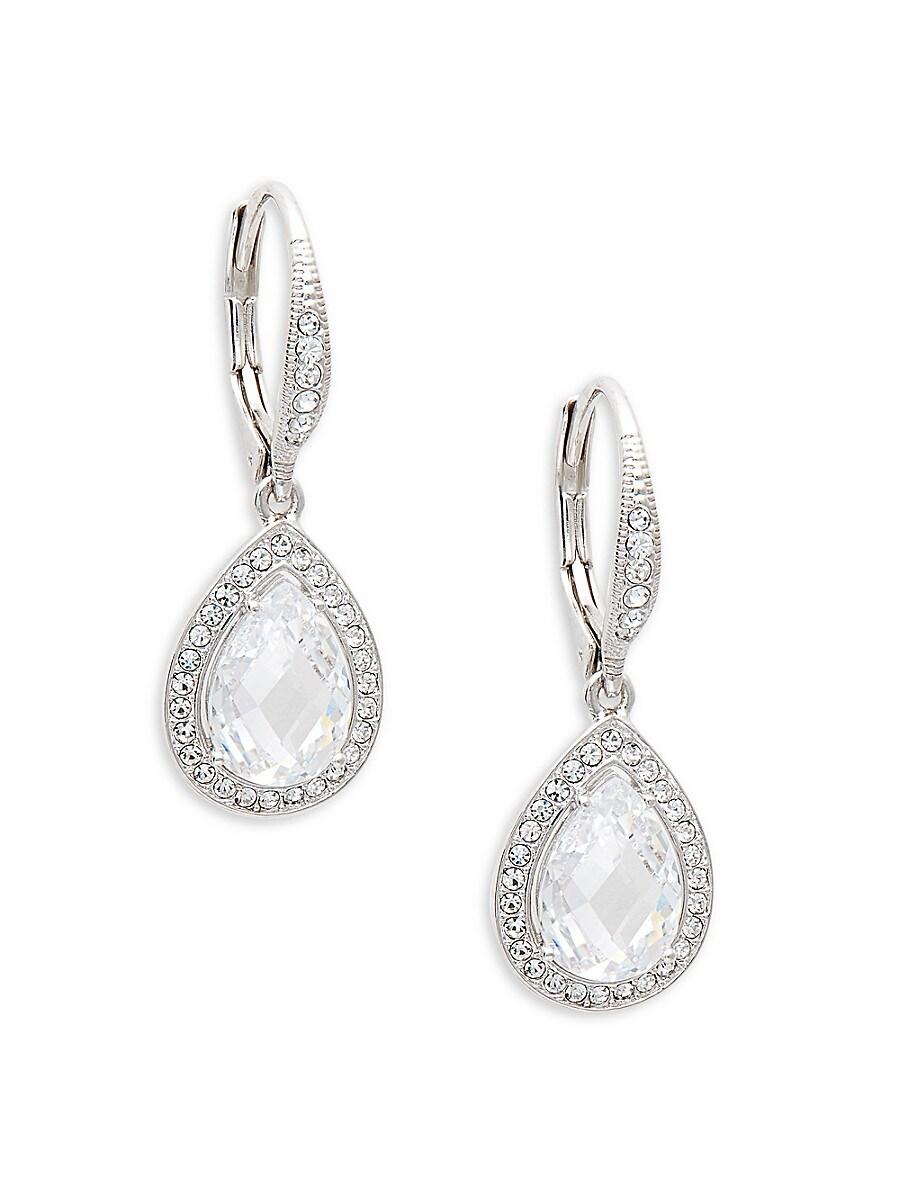 Women's Crystal Drop Earrings