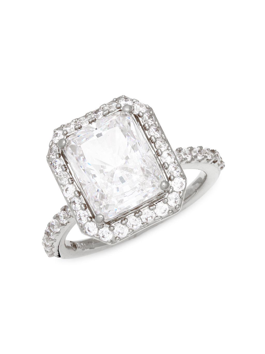 Adriana Orsini Crystal Ring