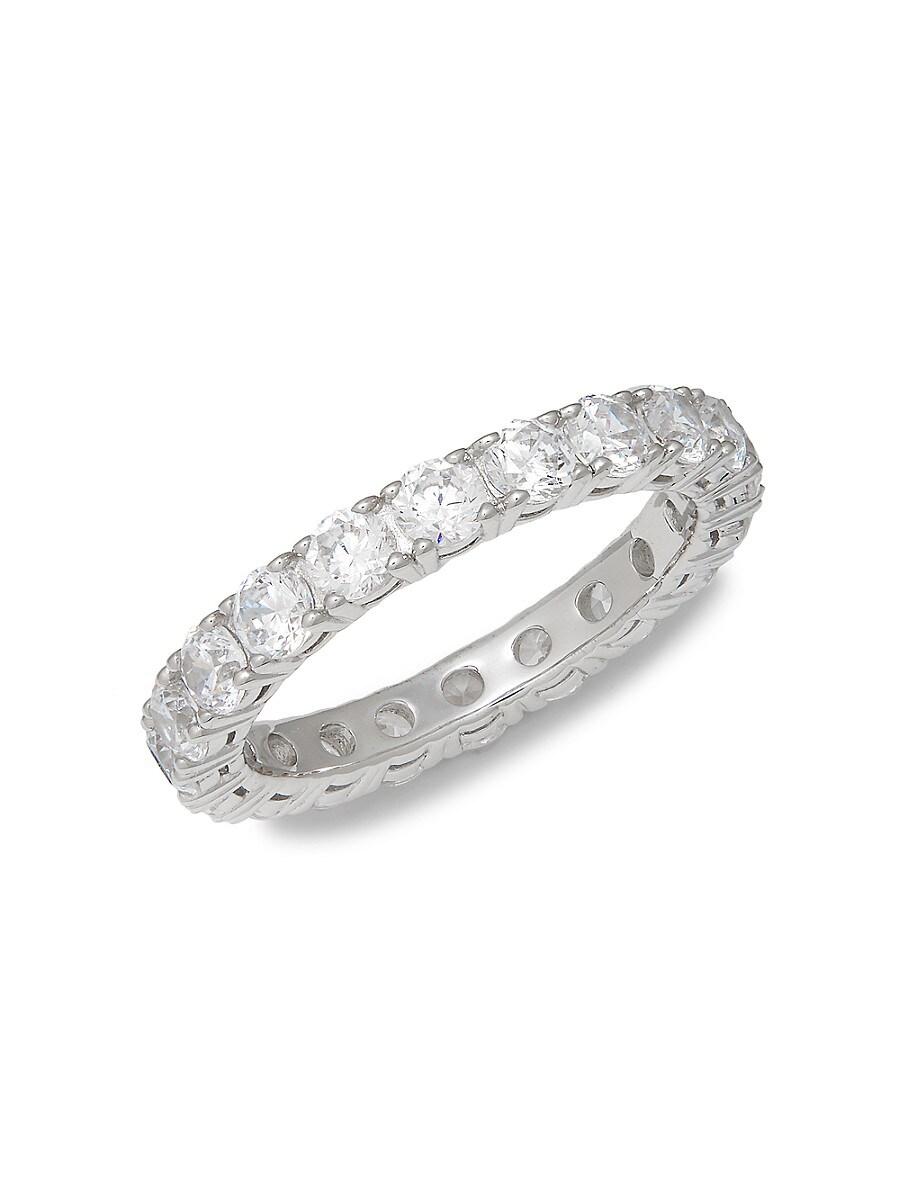 Women's Crystal-Embellished Ring