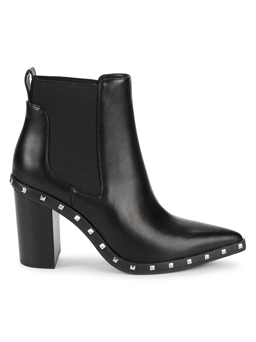 Women's Dodger Studded Point-Toe Booties