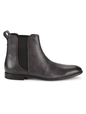 John Varvatos Boots Star Leather Chelsea Boots
