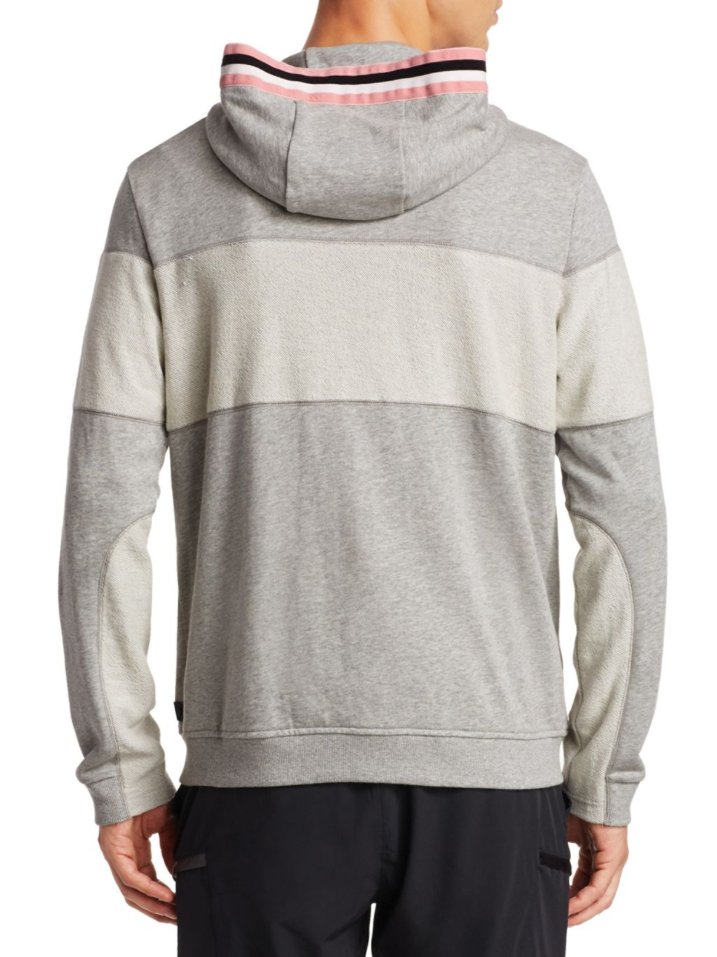 Madison Supply Fleece Panel Hoodie