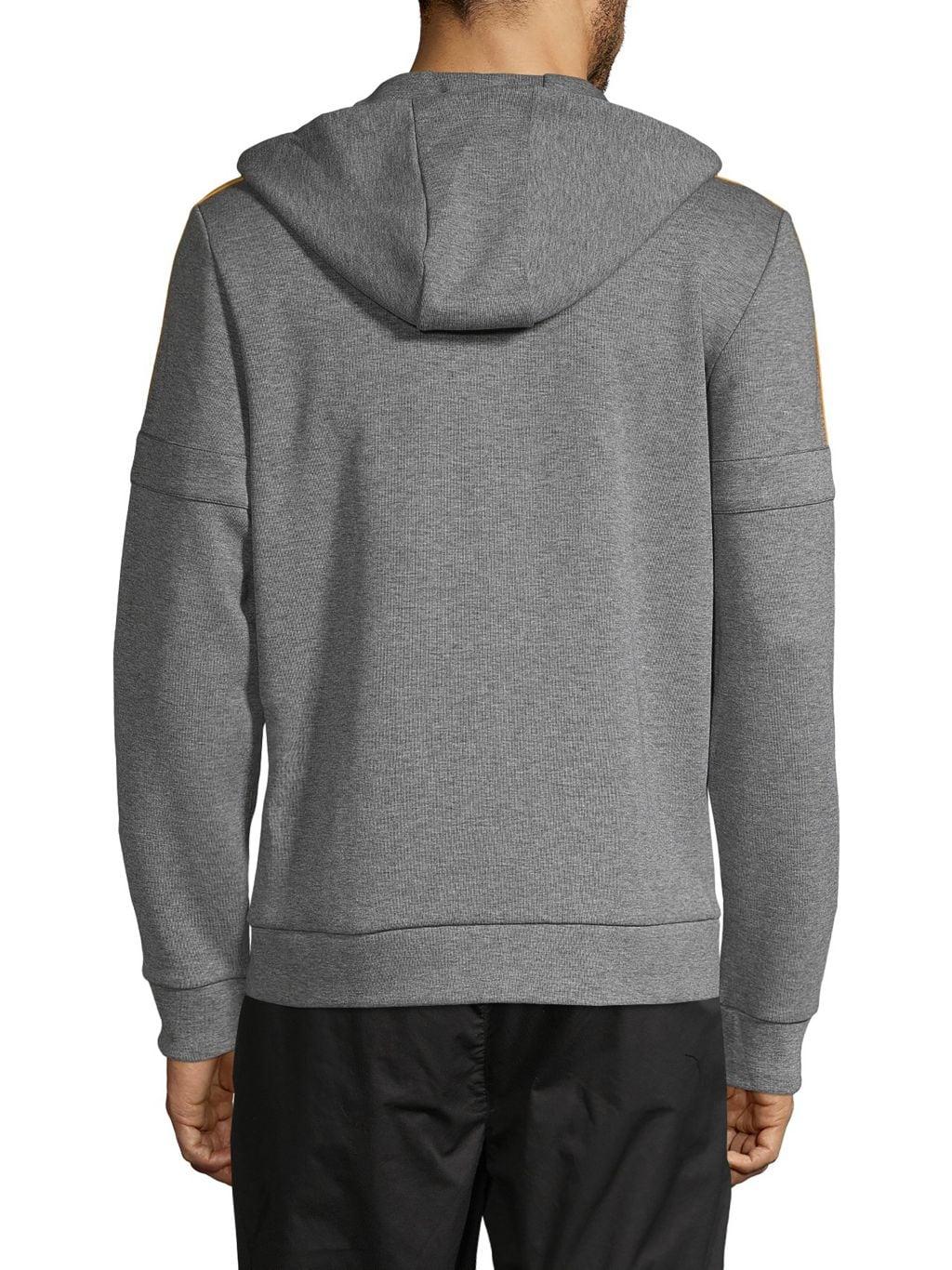 Antony Morato Drawstring Cotton-Blend Hoodie