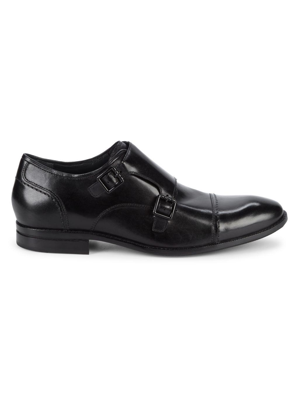 Cole Haan Cap-Toe Leather Oxfords