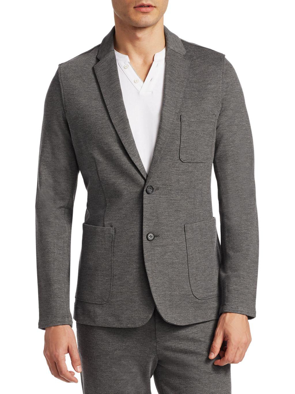 Saks Fifth Avenue MODERN Sneak Suit Jacket