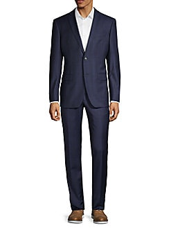 1a123bae Designer Men's Suits | Armani, Versace & More | Saks OFF 5TH