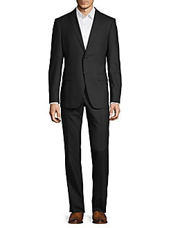 13f262f0 Designer Men's Suits | Armani, Versace & More | Saks OFF 5TH