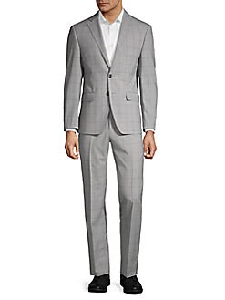 ebd23b517c Designer Men's Suits | Armani, Versace & More | Saks OFF 5TH