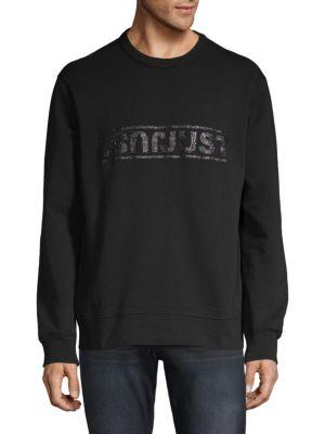 Just Cavalli T-shirts Logo Sweatshirt